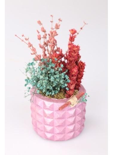 Kibrithane Çiçek Yapay Çiçek Kuru Çiçek Aranjman Kc00200730 Renkli